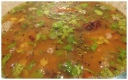 Tomato and Lentil soup (Rasam)