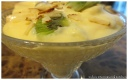 Creamy Custardy Fruit salad