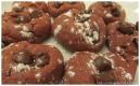 Beet Velvet Cookies