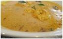 Shrimp and green mango curry