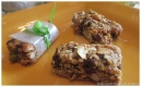 Healthy breakfast bars(Oat and Nut bars)