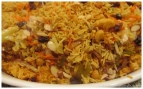 Vegetable pulao (Middle eastern style)