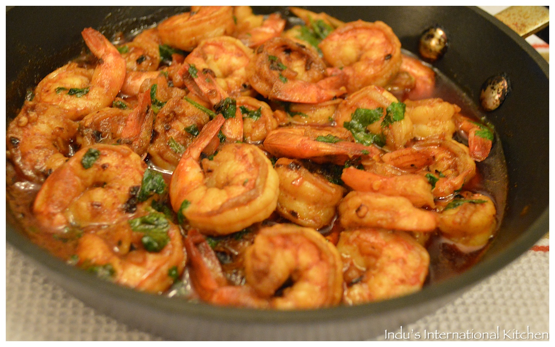 Around the World #1: Gambas al Pil Pil (Sizzling shrimp ...