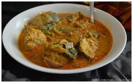 SriLankan Fish Curry
